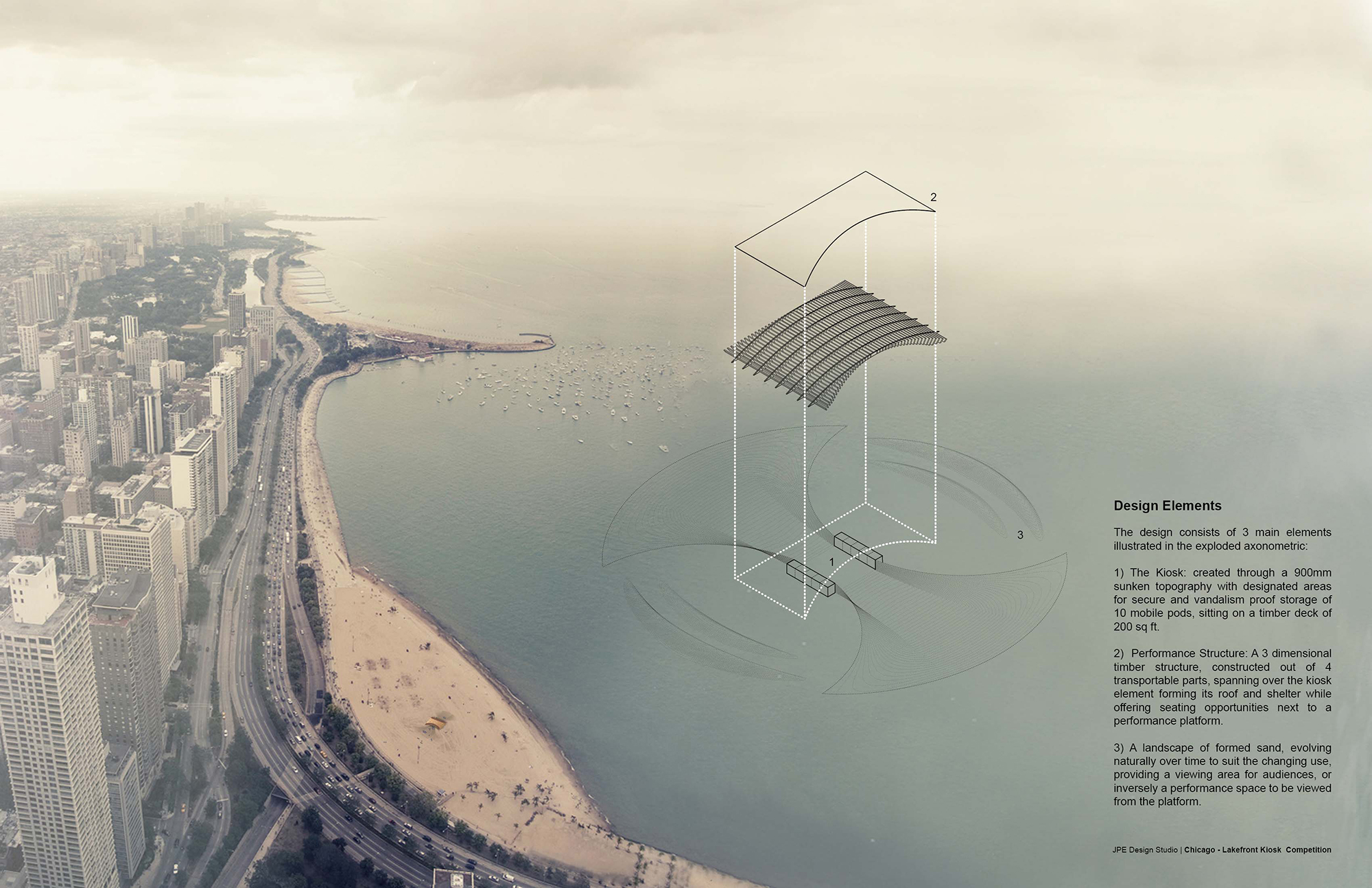 Chicago Kiosk Competition — JPE Design