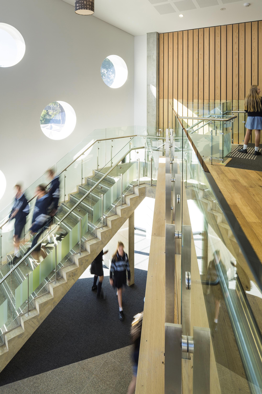 Marryatville High School Learning Centre — JPE Design