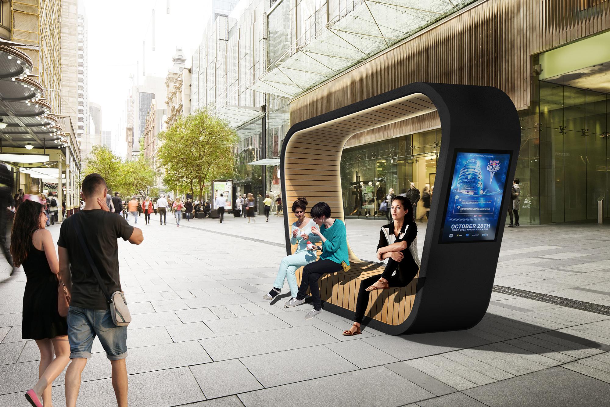 Sedi - Urban Furniture — JPE Design