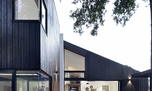 AIA Award - Excellence in Residential Architecture Houses (New)