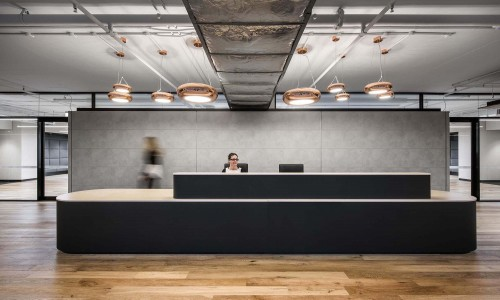Defence Workplace Fitout