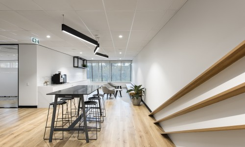 MRS Property Fitout