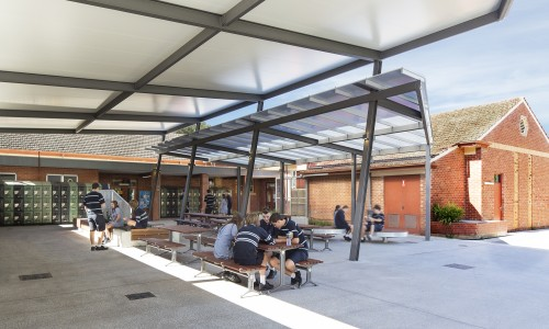 Marryatville High School Refurbishment and Landscape