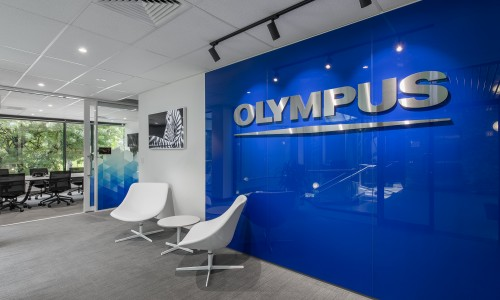 Olympus Fitout