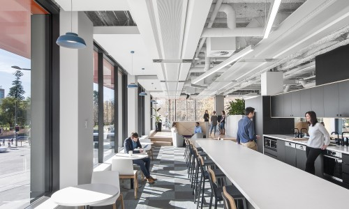 WSP Workplace Fitout